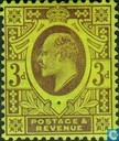 Postage Stamps - Great Britain [GBR] - King Edward VII