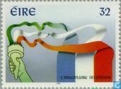 Postage Stamps - Ireland - Cultural Festival
