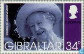 Timbres-poste - Gibraltar - Europe – Femmes célèbres