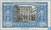 Postage Stamps - Italy [ITA] - Manzoni, Alessandro