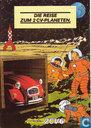 Comics - Tim und Struppi - Die Reise zum 2 CV-Planeten