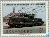 Postage Stamps - Luxembourg - Int. Stamp Exhibition