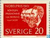 Timbres-poste - Suède [SWE] - Lauréats du prix Nobel depuis 1901