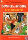 Comic Books - Willy and Wanda - De spokenjagers