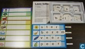 Board games - Lotto (plaatjes) - Lees-Lotto