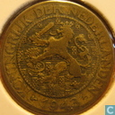Coins - the Netherlands - Netherlands 1 cent 1943 (For Suriname and Curaçao)