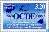 Postzegels - Frankrijk [FRA] - O.E.S.O.