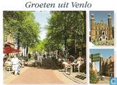 Ansichtkaarten - Venlo - Geldersepoort