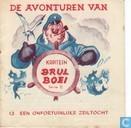 Comic Books - Kapitein Brul Boei - Een onfortuinlijke zeiltocht