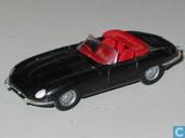 Modelauto's  - Wiking - Jaguar E-type