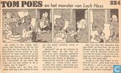 Tom Poes en het monster van Loch Ness