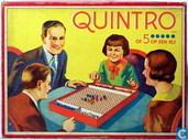 Quintro, of 5 op een rij