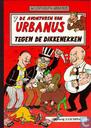 Comic Books - Urbanus [Linthout] - Tegen de Dikkenekken