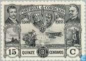 Timbres-poste - Portugal [PRT] - Premier vol de Lisbonne Brésil