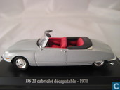 Model cars - Atlas - Citroen DS 21 Cabriolet 1970