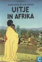 Ansichtkaarten - Kuifje - Avonturen op een Kluitje : Uitje in Afrika
