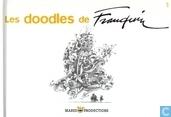 Bandes dessinées - André Franquin - Les doodles de Franquin