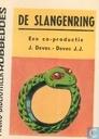 Comic Books - Robbedoes (magazine) - De slangenring