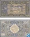 Billets de banque - Zilverbon Nederland - 2,5 florins néerlandais 1918