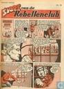 Strips - Sjors van de Rebellenclub (tijdschrift) - 1957 nummer  18