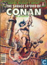 Comic Books - Chane - The Savage Sword of Conan the Barbarian 67
