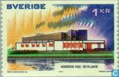 Timbres-poste - Suède [SWE] - Maison de Norden, Reykjavik