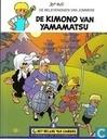 Comic Books - Jeremy and Frankie - De kimono van Yamamatsu
