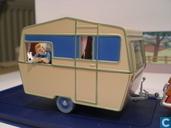 """Modelauto's  - Atlas - De caravan uit """"De zwarte rotsen"""""""