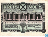 Moers 500.000 Mark