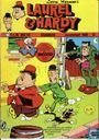 Strips - Laurel en Hardy - 'n lange nachtrust