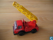 Voitures miniatures - Tonka - Aerial Ladder (gele ladder)