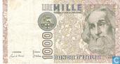 Italy 1000 Lire