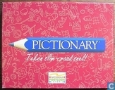 Board games - Pictionary - Pictionary Nationale Postcode Loterij