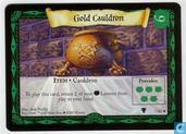 Trading cards - Harry Potter 2) Quidditch Cup - Gold Cauldron
