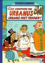 Bandes dessinées - Urbanus [Linthout] - Urbanus moet trouwen!