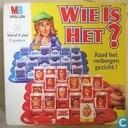 Board games - Wie is het - Wie is het