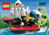 Speelgoed - Lego - Lego 6567 Speed Splash