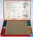 Brettspiele - Quintro - Quintro, of 5 op een rij