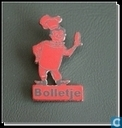 Pins and buttons - Bolletje - Almelo - Bolletje (baker) [red]