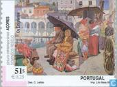 Postage Stamps - Azores - Contemporary Art