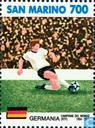Briefmarken - San Marino - World Cup Soccer
