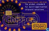 Chipper Demo Card