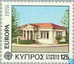 Postage Stamps - Cyprus [CYP] - Europe – Monuments
