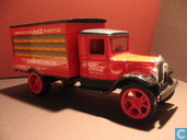 Voitures miniatures - ERTL - Ford   Bank Coca-Cola