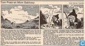 Bandes dessinées - Tom Pouce - Tom Poes en Mom Bakkesz