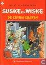 Strips - Suske en Wiske - De zeven snaren