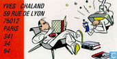 Divers - Yves Chaland - Yves Chaland