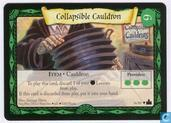 Trading cards - Harry Potter 4) Adventures at Hogwarts - Collapsible Cauldron