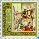 Timbres-poste - Autriche [AUT] - Anton Faistauer, 100 ans