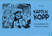 Comic Books - Kappie [Toonder] - Das Geheimnis des schwarzen Dänen